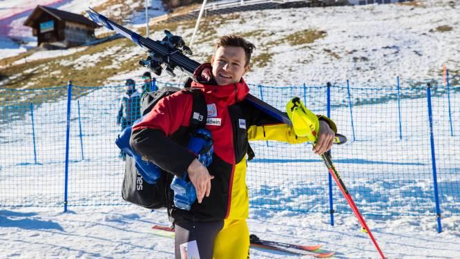"""In het spoor van Marchant in Adelboden, waar hij in 2017 zware blessure opliep: """"Hier viel alles in scherven, nu zijn stukken gelijmd"""""""