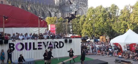 Een satelliet van Theaterfestival Boulevard in Eindhoven alsjeblieft