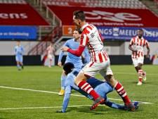Samenvatting   TOP Oss - Jong PSV