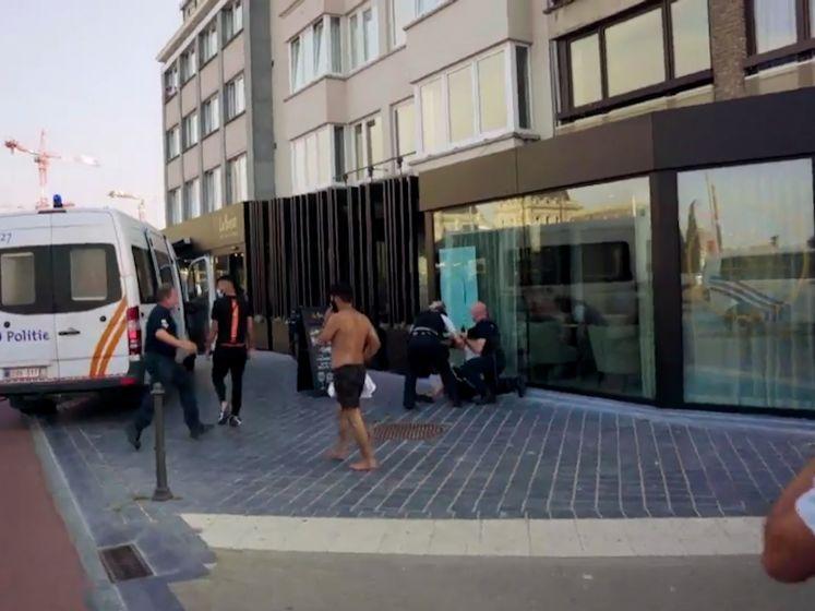 """Politie heeft z'n handen vol: """"Heel Oostende was aan het vechten"""""""