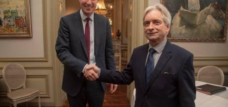 Somers vraagt geduld: nog maanden wachten op nieuwe Oost-Vlaams gouverneur (maar de waarnemende gaat ook met pensioen)