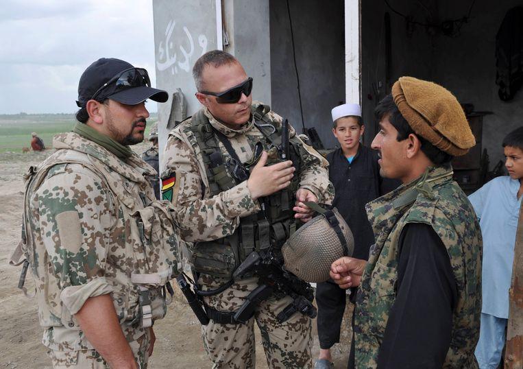 De situatie in Afghanistan is sinds de terugtrekking van de Amerikanen en andere Navotroepen steeds onveiliger geworden. Beeld Reuters