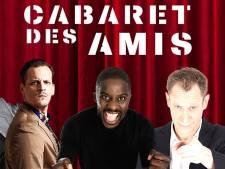 """Retour à la scène pour les humoristes du """"Grand Cactus"""" avec le Cabaret des Amis"""