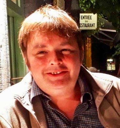 Bart Vanhaverbeke (46) uit Geluwe.