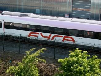 Bouwer Fyra eist 132 miljoen van NS