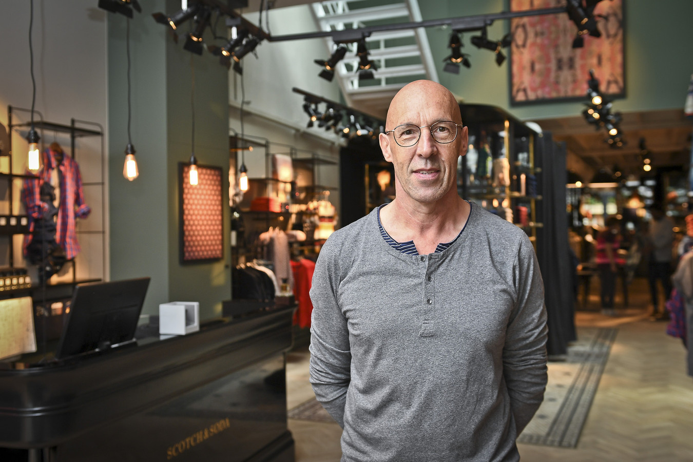 Geert Verlinde transformeert Quasimodo tot Scotch & Soda in de Ooststraat.