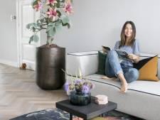 Bij vlogger Elisah Jacobs thuis is de zelfontworpen keuken het pronkstuk