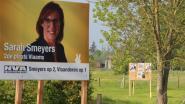 N-VA intern verdeeld over verkiezingsborden Vlaams Belang in tuin schepen Gerda Van Steenberghe (N-VA)