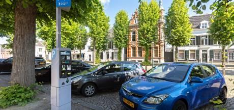Minder controles op parkeren in Oosterhout