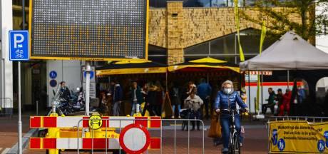 Opnieuw daling coronagevallen in Twente; laagste dagscore sinds harde lockdown
