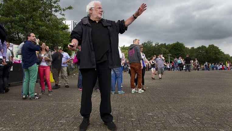 Pinkpopbaas Jan Smeets Beeld anp