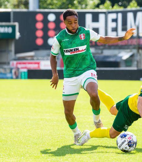 FC Dordrecht stabiel en slordig in laatste oefenduel: 'Maar we maken nog elke wedstrijd stappen'