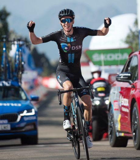 Opnieuw bingo voor Team DSM: 'Dit is een fantastische Vuelta voor ons'