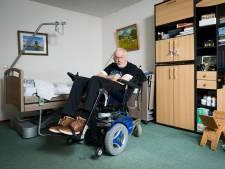 Verpleeghuisbewoner Piet (64) eet weer na hongerstaking