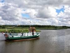 Veerpont de Kwakel mag weer varen, maar neemt wel minder passagiers mee
