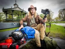 Reinder (28) uit Apeldoorn leeft vijf dagen als zwerfjongere: 'Mens achter problematiek laten zien'