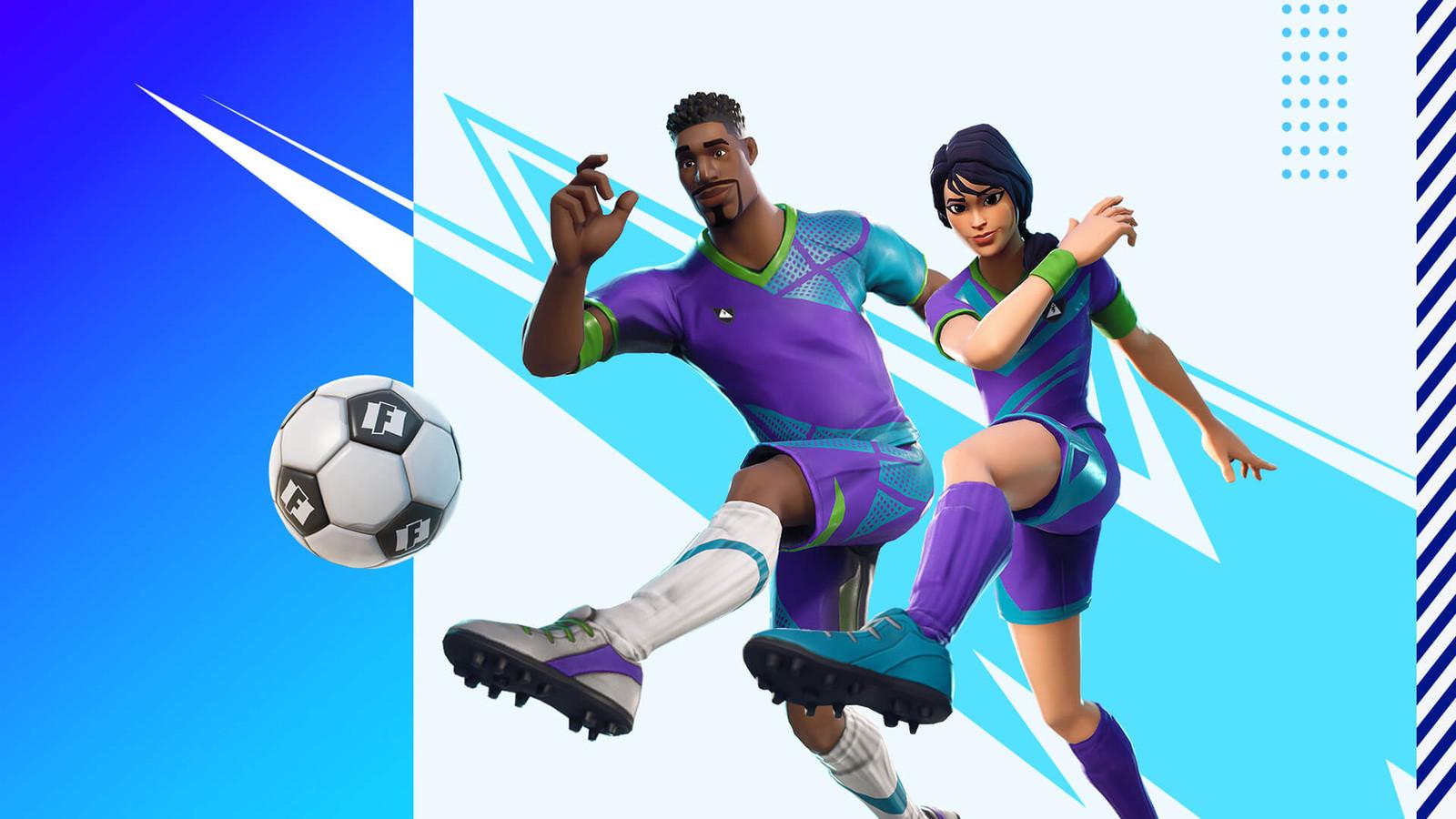 Ontwikkelaar Epic Games organiseert twee Fortnite-toernooien met een EK voetbal-thema, waarbij spelers als een van hun favoriete voetballers kunnen gamen.