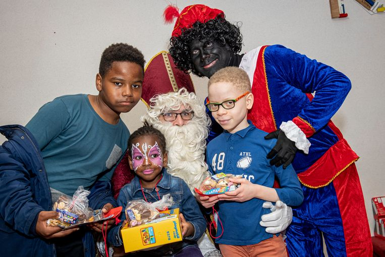 Sinterklaasfeest.