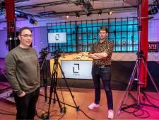 Simon en Jaap denken in mogelijkheden en zetten met StudioHonig in op online, nu offline even niet meer kan