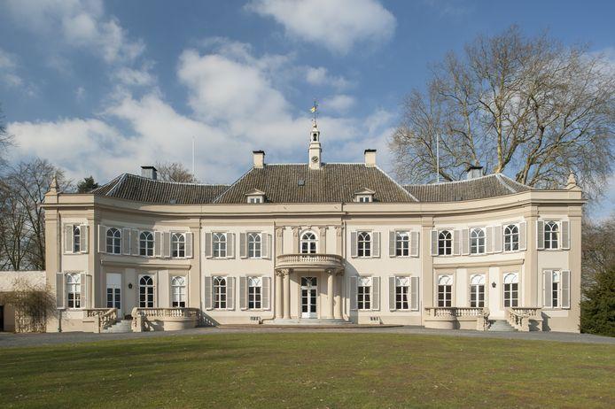 Erfgoed Landfort krijgt 2 miljoen euro van het rijk om het huis en de tuin te restaureren.