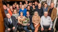 Veldkruiskaarters vieren hun kampioenen