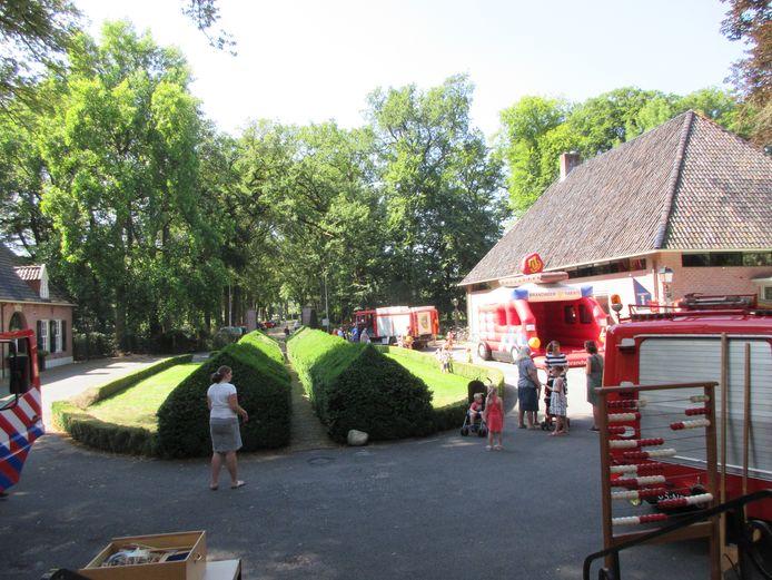 De brandweerdagen bij het Rijssens Museum gaan niet door.