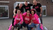 Ex-kankerpatiënte feest voor het goede doel
