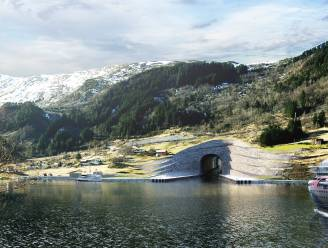 Noorse megascheepstunnel gaat 300 miljoen euro kosten