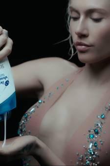 De Lady Gaga-inzending van Cyprus voor het Songfestival: Als je haar maar goed zit!