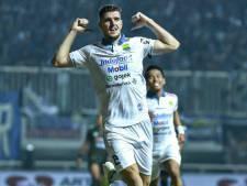 Voormalige ADO-verdediger Nick Kuipers verwondert zich in Indonesië: 'Hier voel ik me voetballer'