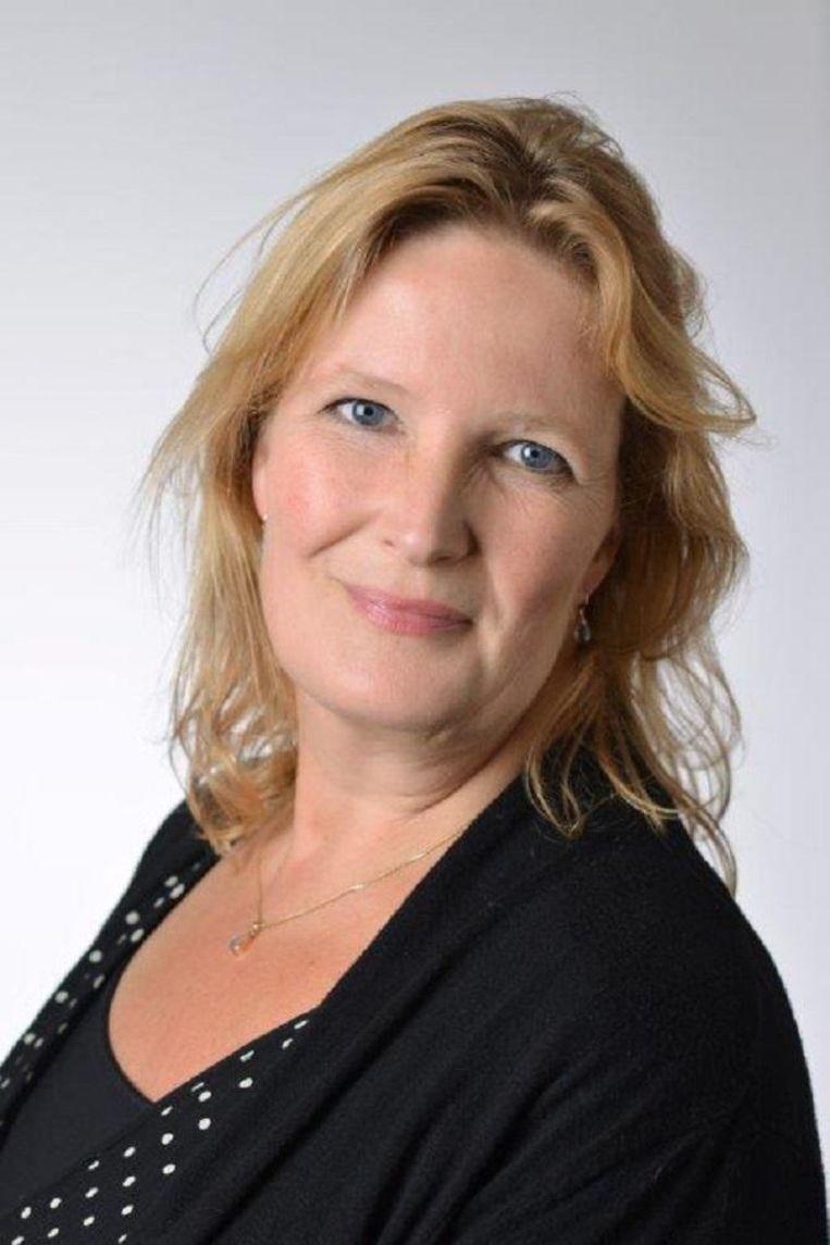 Mariette Patijn. Beeld