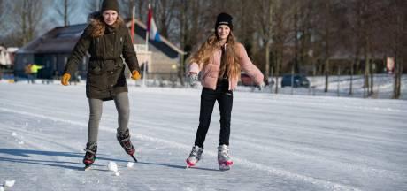 Gedempte euforie in Kampen: de ijsbanen zijn sinds jaren weer open