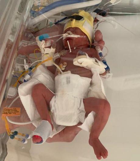 Yula werd 106 dagen te vroeg geboren: 'Ze zeiden dat we moesten genieten van ieder moment'