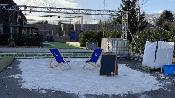 """Evenementenhal Sotto's over heropening terrassen op 8 mei: """"Hoe sneller, hoe liever"""""""