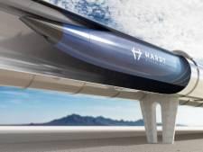 'Binnen halfuur van Amsterdam naar Brussel dankzij hyperloop'