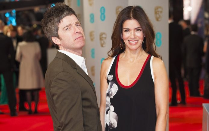 Noel Gallagher et son épouse Sara MacDonald.