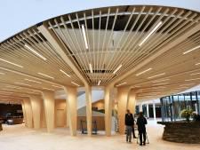 Bouw een nieuw stadhuis van hout en zet Amersfoort op de wereldkaart, roept actiegroep op