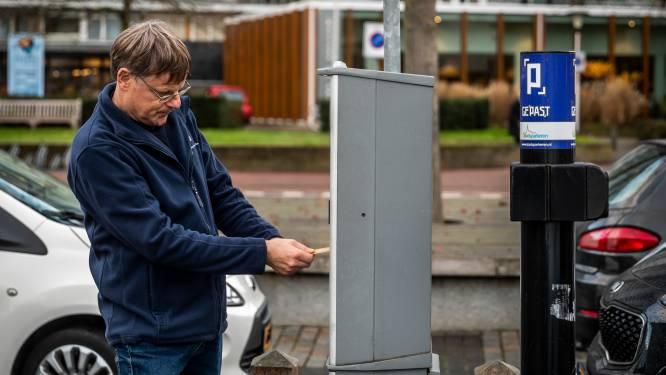 Scanauto is een lucratief bonnenkanon: dit jaar al 4,5 ton opgehaald in Helmond