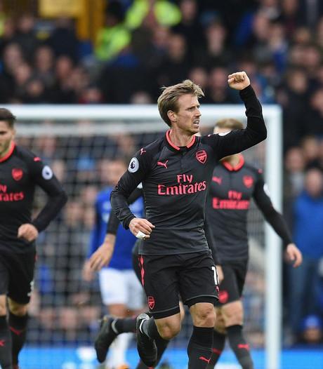 Arsenal maakt martelgang Koeman bij Everton nog erger