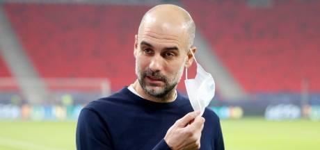 Guardiola na ongeslagen reeks van 26 duels: 'We hebben het geld om geweldige spelers te halen'