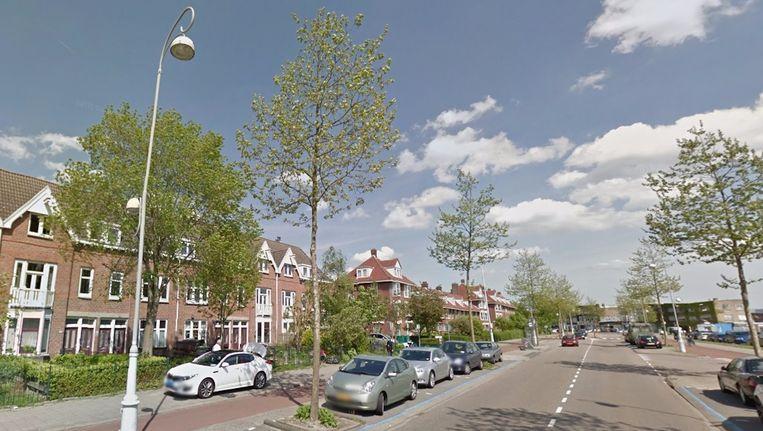 De Meeuwenlaan in Amsterdam-Noord Beeld Google Street View