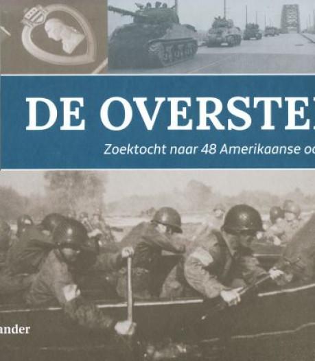 Het boek dat helden van De Oversteek bij Nijmegen een gezicht gaf is weer te koop