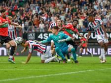 Gelijkspel bij NEC voelt als zege voor tiental Willem II