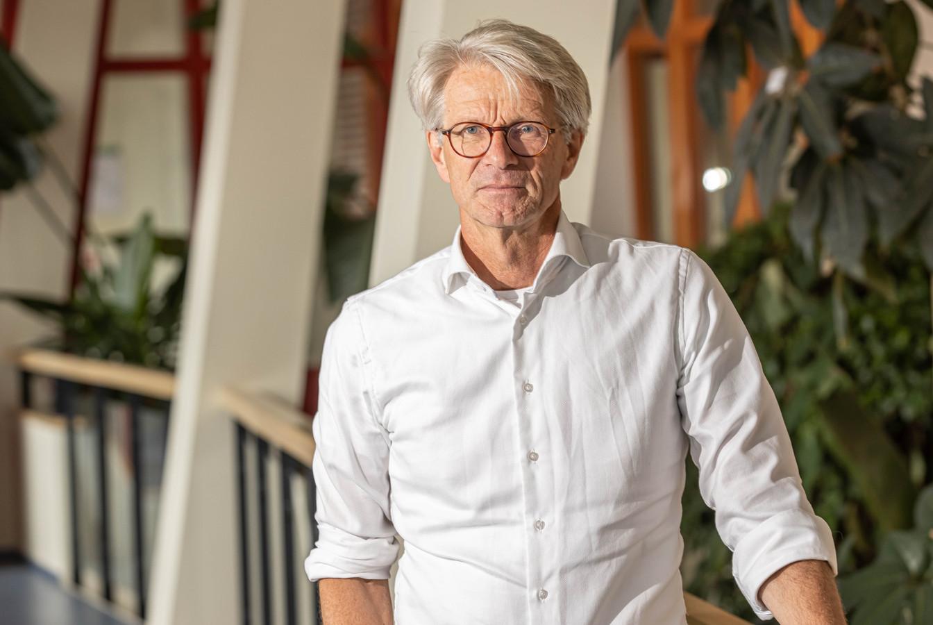 Rob Dillmann, topman van ziekenhuis Isala over de inhaalzorg: ,,We zullen hier nog wel tot halverwege 2022 mee bezig zijn.''