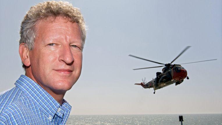Minister van Defensie Pieter De Crem (CD&V).