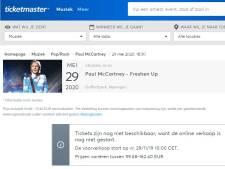 Snel een kaartje scoren voor het concert van Paul McCartney in Nijmegen doe je zo