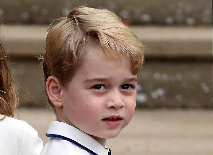 Prins George houdt van ballet.