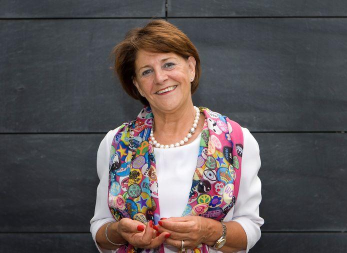 Ria Oomen van het CDA.