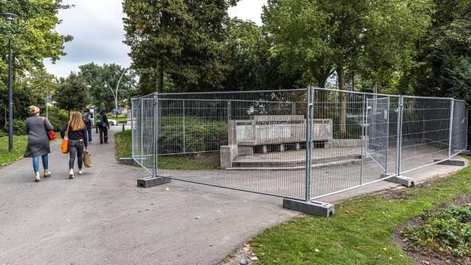 Vrouwen lastiggevallen, poep in bosjes, dealers: hekken om 'drugsbank' Zwolle moeten overlast stoppen