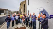 Bedrijvensite De Vlasschaerd officieel geopend na ellenlange procedure